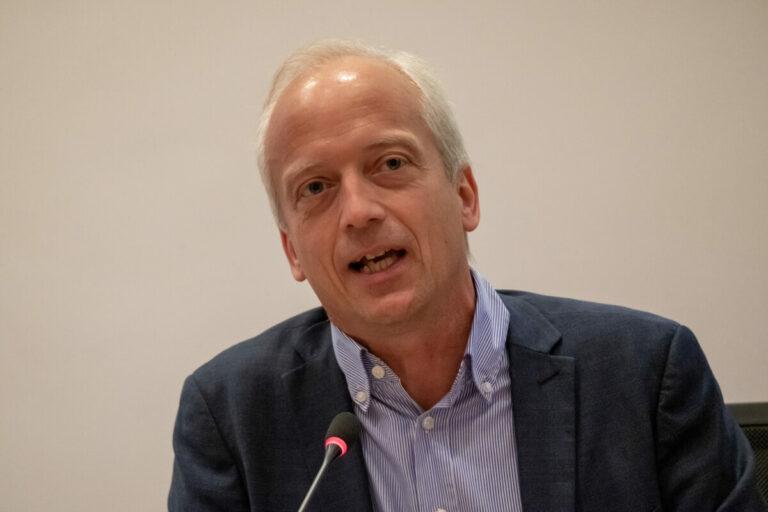 L'épidémiologiste et professeur de santé publique, Yves Coppieters (ULB)