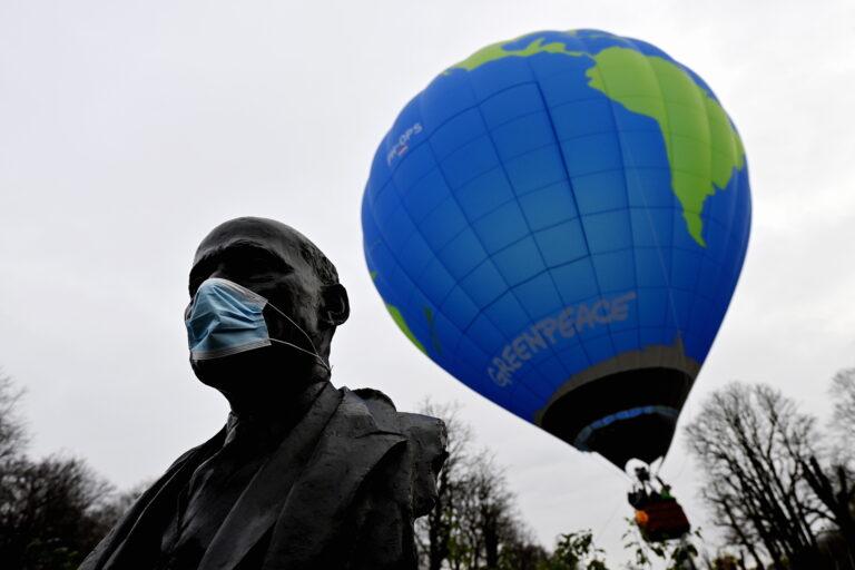 Coalition pour le climat en faveur d'une réduction des émissions de 60 % de la part de l'UE d'ici 2030. d'ici 2030