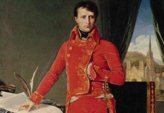 Une œuvre indispensable manque à l'expo Napoléon. Pourquoi?