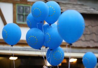 Ce samedi, Manneken-Pis change de look pour célébrer la Journée de l'Europe