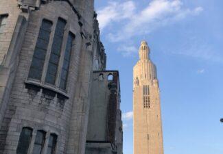L'église de Cointe cédée à la fondation basilique de la paix