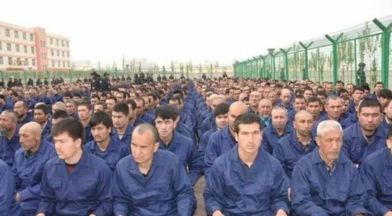 Le travail forcé des Ouïghours profite-t-il à des enseignes en Europe?