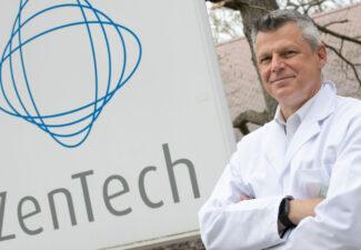 ZenTech : le nouveau patron veut stabiliser les revenus de la biotech wallonne