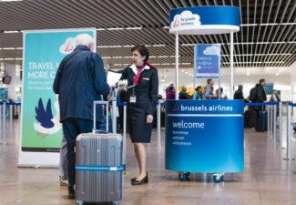 Brussels Airlines demeure dans le rouge