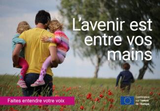 Conférence sur l'avenir de l'Europe: les citoyens entrent en scène