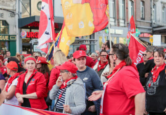 Les travailleurs battront le pavé le 24 septembre
